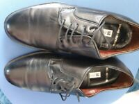 Mens Leather shoes size 41/ UK7.5