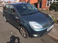 Ford Fiesta no Mot starts and drive NO OFFERS £399