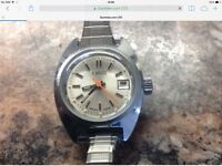 ORIS AUTOMATIC VINTAGE WATCH IN PERFECT CONDITION