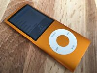 ipod nano 4th generation 8GB