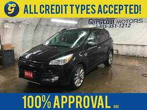 2014 Ford Escape LEATHER*NAVIGATION*BACK UP CAMERA*MICROSOFT SYN