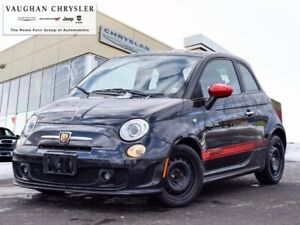 2012 Fiat 500 Abarth* 6 Speed Manual *