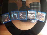 Blu-ray bundle (5 films)