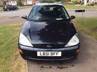 Ford Focus 1.8 tdci diesel - bargain £300 - not Vauxhall Mazda Honda ford Renault Bmw kia nissan