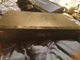 For sale one teac fm /am digital tuner T-R 450