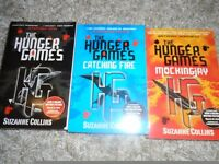 Hunger Games Trilogy - as new condition