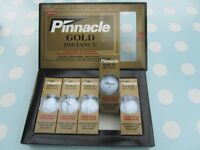 15 brand new Pinnacle Gold Distance golf balls