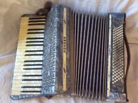 Hohner Tango IV accordion --- very good condition: £370.00 (with case)