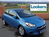 Vauxhall Corsa ENERGY AC ECOFLEX (blue) 2017-01-30