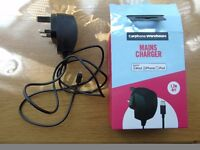 iPhone/iPad mains charger
