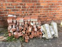 Brick & concrete rubble