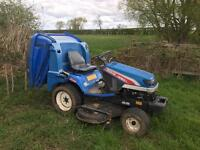 ISEKI SGR19 Diesel ride on mower