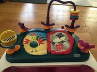 1x Babyplay Universal Highchair Activity Tray - £5