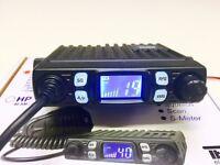 Team MiniCom Full Multi Norm AM FM Worlds Smallest CB Radio S meter UK-40 EU-40