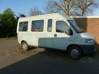 CITROEN RELAY HDI TURBO 1998 2.5 private sale of all parts inside and out.