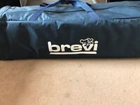 Brevi Travel cot