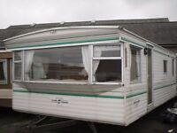 Carnaby Ceintennial FREE DELIVERY 35x12 3 bedrooms 2 bathrooms static caravan off-site