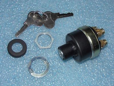 Zündschloß Glühanlaßschalter Startschalter Bagger Radlader Minibagger Walze