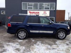2007 Lincoln Navigator Ultimate