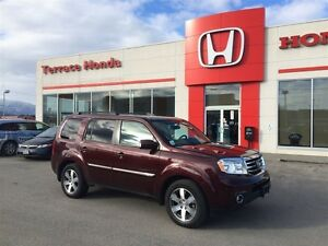 2014 Honda Pilot Touring Bluetooth. Entertainment System. Sunroo