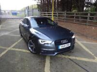 Audi A5 Sportback TDi S Line Black Edition Ss 5dr (grey) 2014