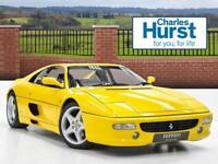 Ferrari 355 BERLINETTA/GTB (yellow) 1998-01-01