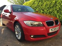BMW 320D SE Buisness Edition Sat Nav heated leather seats parking sensors
