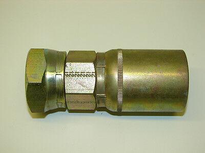 Weatherhead Eaton Hydraulic Fitting 43020e-620 Qty 1
