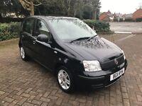 Fiat Panda 1.2 Active 5dr (EU5) Black 2011 13,000 miles