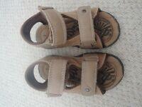 Boys Next sandals size 7