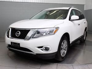 2014 Nissan Pathfinder SL AWD MAGS CUIR NAVI 7 PASSAGERS
