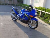 Suzuki GSXF 600 For Sale