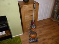 Dyson dc24 ball vacumn cleaner with attachments in nice condition and good working order