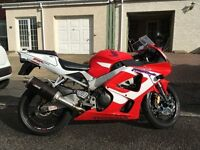 Honda Fireblade 929, Fantastic condition, wants for nothing