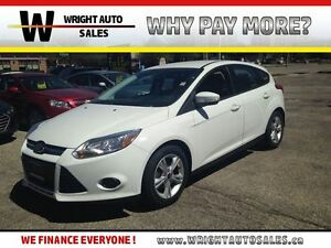 2013 Ford Focus SE| HEATED SEATS| BLUETOOTH| 119,765 KMS|