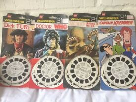 View master reels 80's