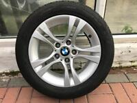 16inch Full Size BMW Spare Wheel(5x120 Wheel Fitment)
