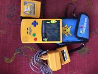 For Sale Limited Edition Pokemon GameBoy Color