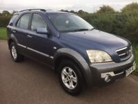 2004 Kia Sorento 3.5 V6 XS Automatic - Low Mileage