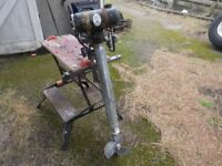 British Seagull Classic Outboard Engine - believed to be Model 102 from 1969