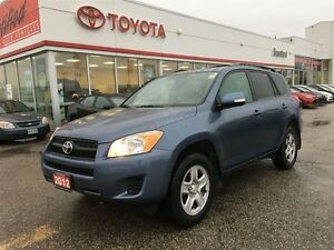 2012 Toyota RAV4 FWD, Certified and E-Tested, Local Trade In