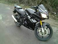 SUPERBYKE RSP125R CBR125 COPY