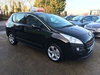 Late 2011 Peugeot 3008 1.6 HDI Diesel Sport (Finance and Warranty) (scenic,zafira,cmax,picasso)