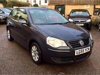 Volkswagen Polo 1.4 SE 3dr£2,750 cambelt changed at 50000 miles