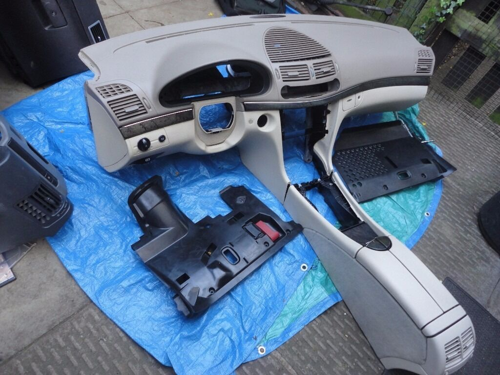 Left Hand Drive Dashboard For Mercedes E Class 2003 2009
