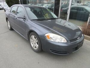 2009 Chevrolet Impala LT V6 SEDAN WITH ALLOYS