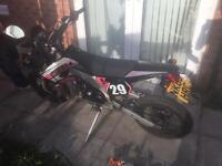 50cc geared bike