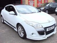 Renault Megane 1.6 VVT Expression 2dr - Low Mileage - Service History - FREE DRIVE AWAY INSURANCE