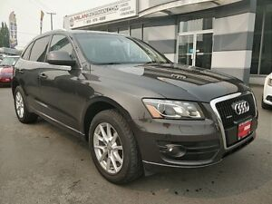 2010 Audi Q5 3.2L AWD LEATHER LOADED ONLY 118,000KMS
