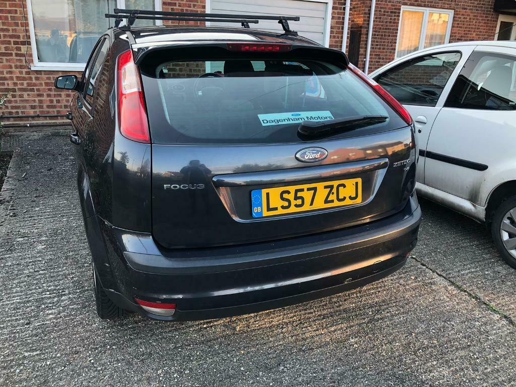 Ford Focus 2007 57 Hatchback Car With Isofix Roof Rack And Mot From January In Norwich Norfolk Gumtree